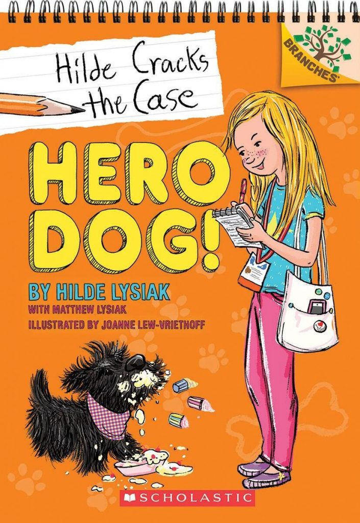 Hero Dog by Hilde Lysiak