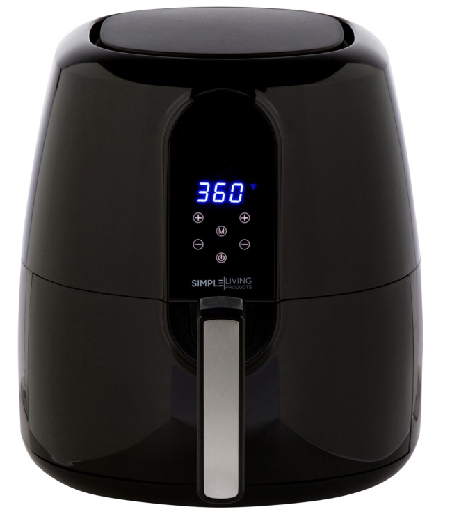 How To Fry, Bake, Grill, And Roast Your Favorite Foods With Less Fat: XL Air Fryer