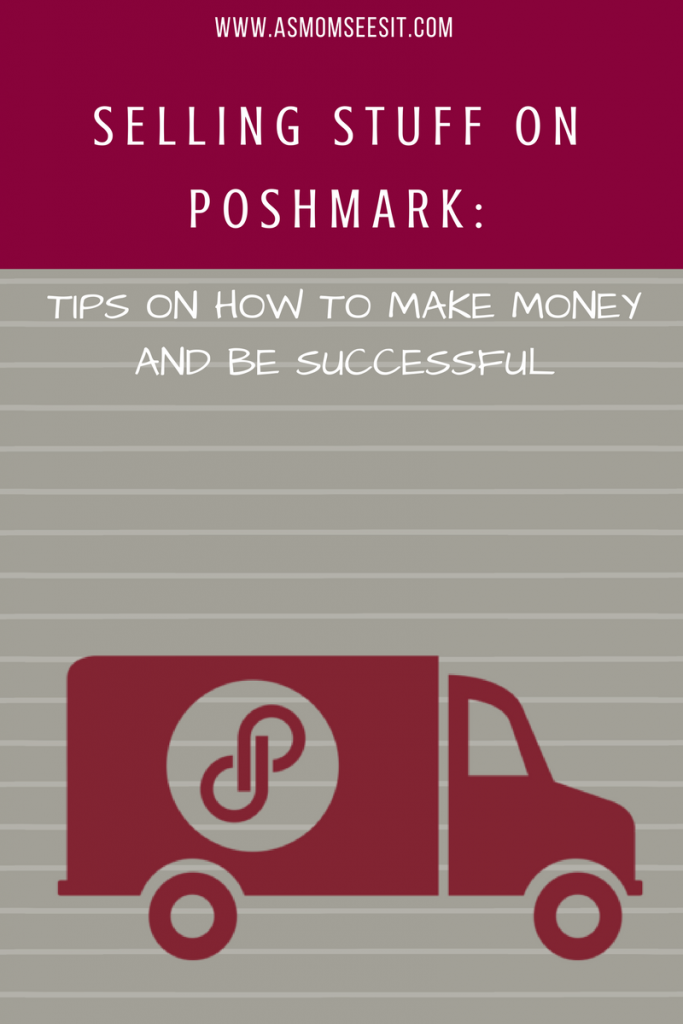 How to sell and make money on Poshmark