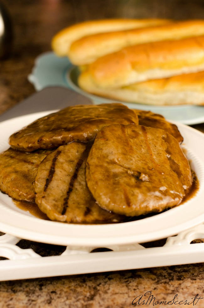On-Cor Gracy & Salisbury Steak Entree is one of our family's favorite quick meals