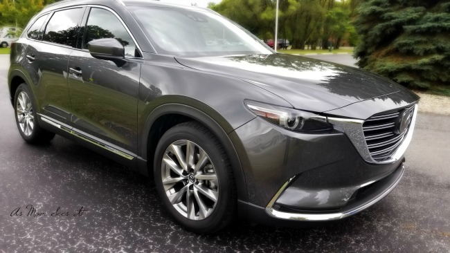 2017 Mazda CX9 Review: What We Loved And Didn't Like About The Three Row SUV