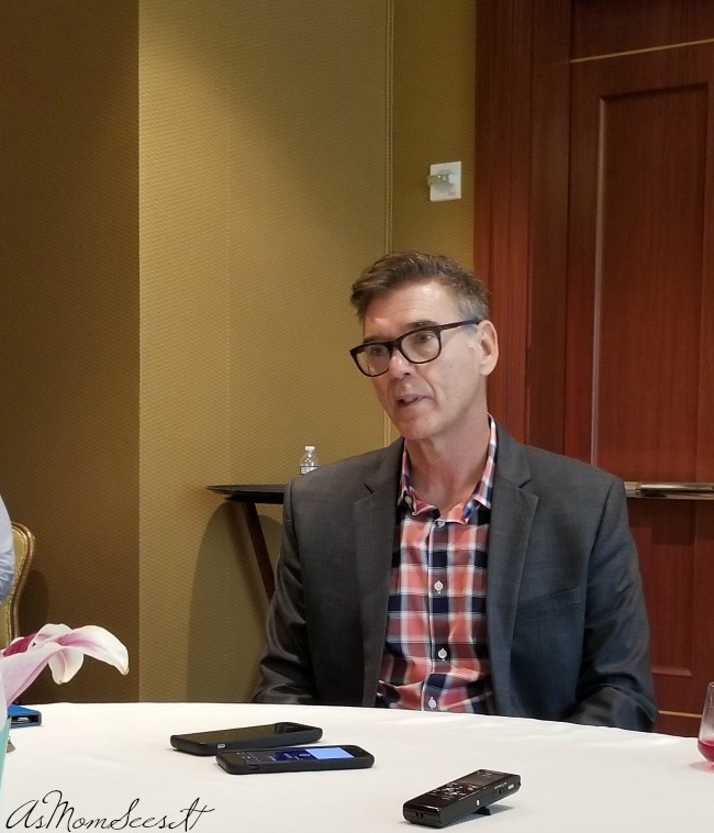 Ray Evernham Cars 3 interview