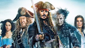 Captain Jack Sparrow Returns! Pirates Of The Caribbean: Dead Men Tell No Tales On Blu-ray/DVD