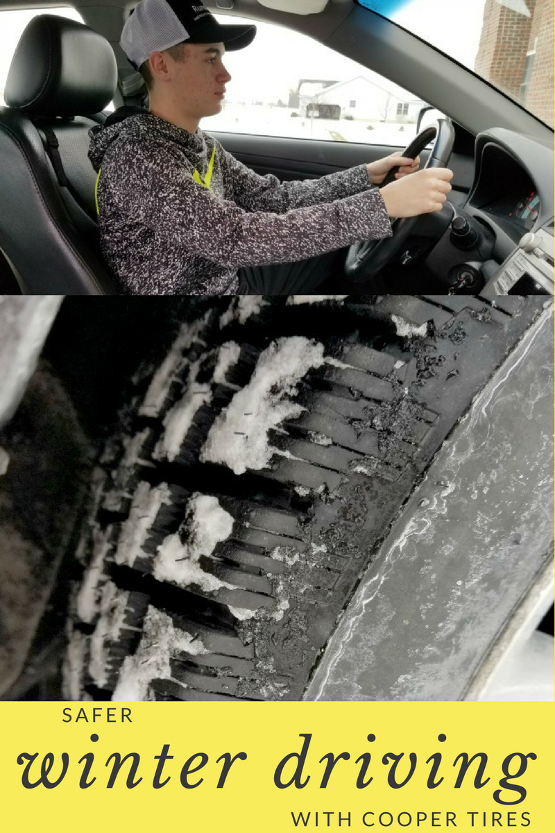 How Our New Cooper Weather Master Winter Tires Keep Us Safer During Winter Driving
