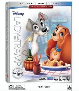 Disney Classic Lady and the Tramp in the Walt Disney Signature Collection Available Today