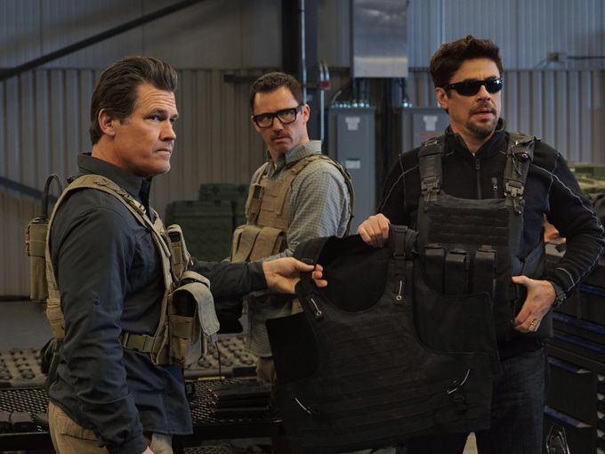 Sicario Day Of The Soldado photo