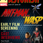 I'm Headed To L.A. For 'Ant-Man and the Wasp'