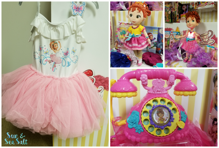 Fancy Nancy toys are already hitting the market, including dolls and tutus!