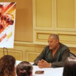 'Ant-Man and the Wasp' Laurence Fishburne Interview