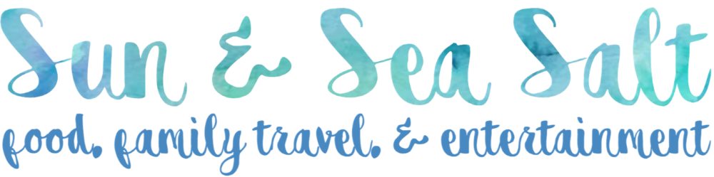 Sun & Sea Salt family lifestyle and travel