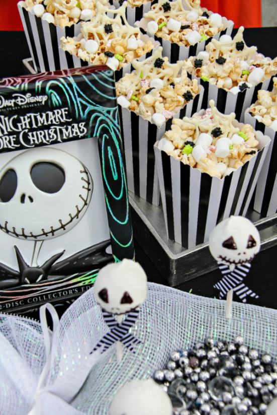 The Nightmare Before Christmas Viewing Party