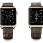 Jord Wood Apple Watch band