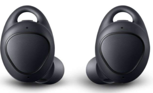 Samsung Gear IconX (2018 Edition) Bluetooth Cord-free Fitness Earbuds, w/ On-board 4Gb MP3 Player