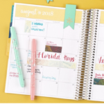 Erin Condren planners $10 off