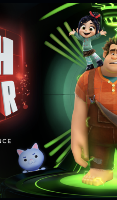 #RalphBreaksTheInternet VR Experience Available In Disney Springs, Downtown Disney